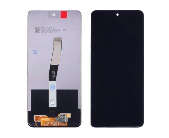 Дисплей для Xiaomi Redmi Note 9S/Note 9 Pro/Note 9 Pro Max с чёрным тачскрином
