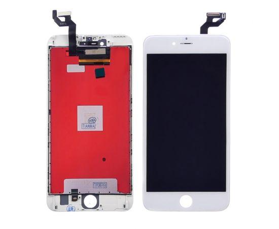Дисплей для Apple iPhone 6s Plus с белым тачскрином Tianma