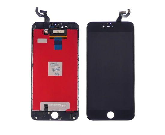 Дисплей для Apple iPhone 6s Plus с чёрным тачскрином Tianma