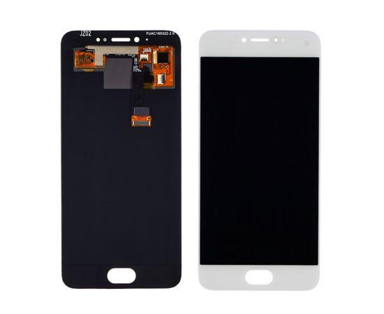 Дисплей для Meizu Pro 6 с белым тачскрином