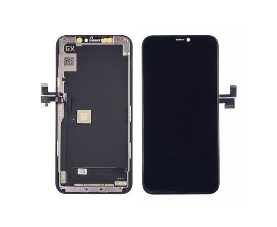 Дисплей для Apple iPhone 11 Pro с чёрным тачскрином GX-AMOLED