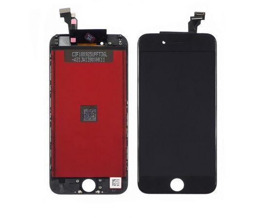 Дисплей для Apple iPhone 6 с чёрным тачскрином HC