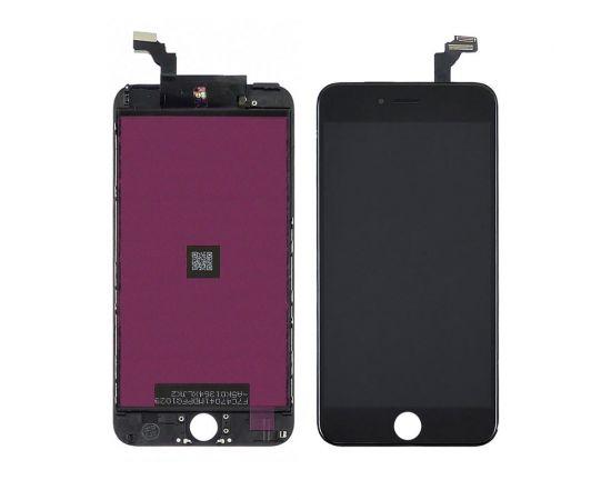 Дисплей для Apple iPhone 6 Plus с чёрным тачскрином HC