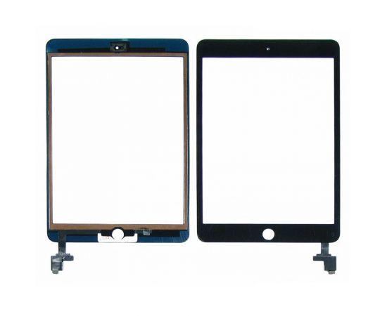 Тачскрин для Apple iPad mini 3 чёрный с микросхемой