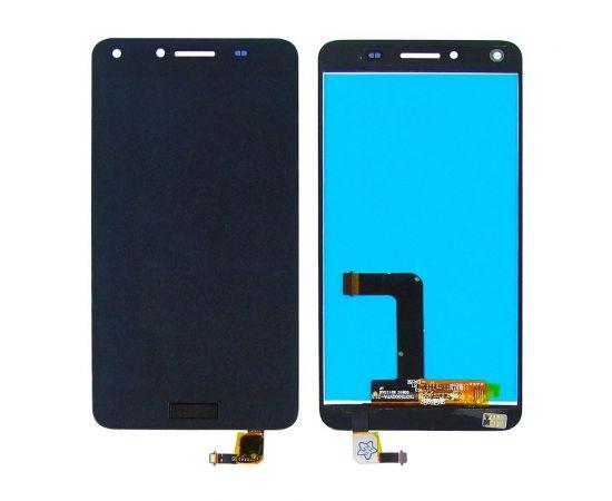 Дисплей для Huawei Y5 II с чёрным тачскрином