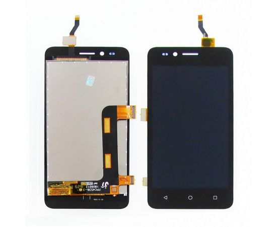 Дисплей для Huawei Y3 II (3G) с чёрным тачскрином