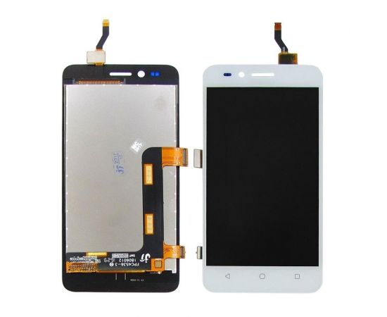 Дисплей для Huawei Y3 II (3G) с белым тачскрином