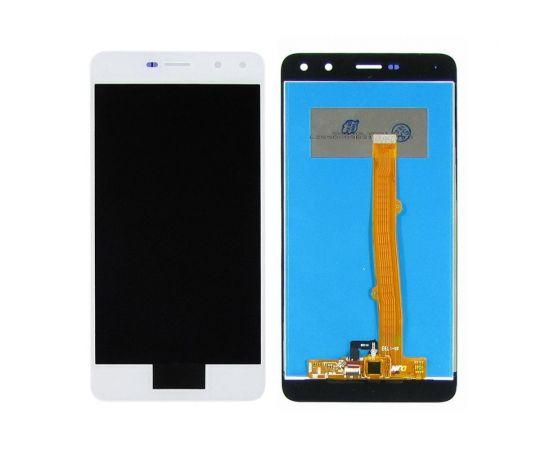 Дисплей для Huawei Y5 (2017) (MYA-U29) с белым тачскрином