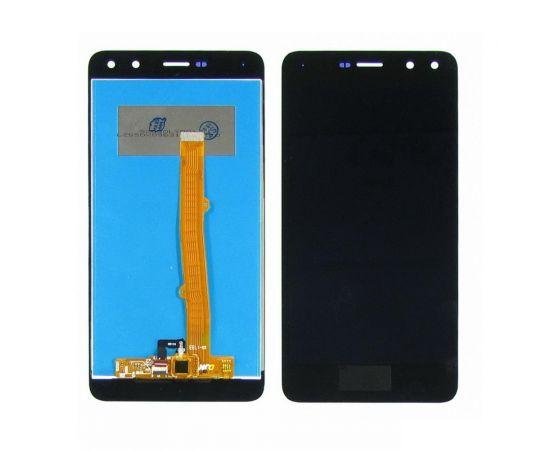 Дисплей для Huawei Y5 (2017) (MYA-U29) с чёрным тачскрином