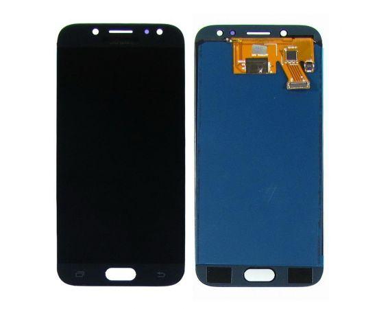 Дисплей для Samsung J530 Galaxy J5 (2017) с чёрным тачскрином, с регулируемой подсветкой IPS