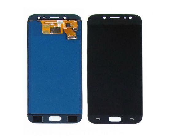 Дисплей для Samsung J730 Galaxy J7 (2017) с чёрным тачскрином, с регулируемой подсветкой IPS