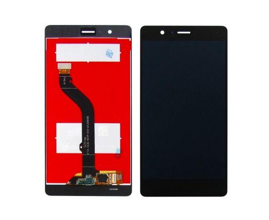 Дисплей для Huawei P9 Lite (2016) с чёрным тачскрином