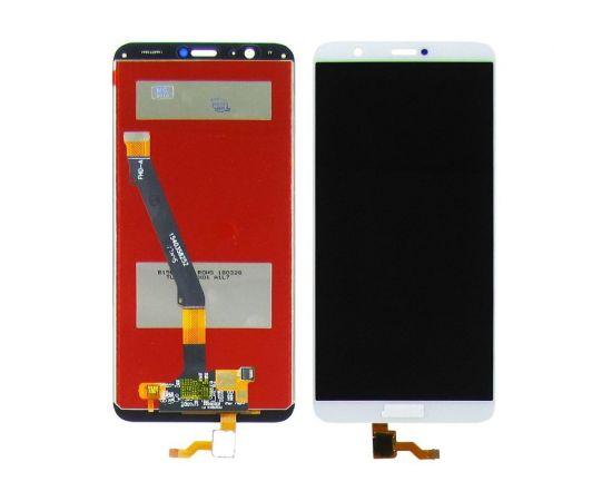 Дисплей для Huawei P Smart (2017) с белым тачскрином