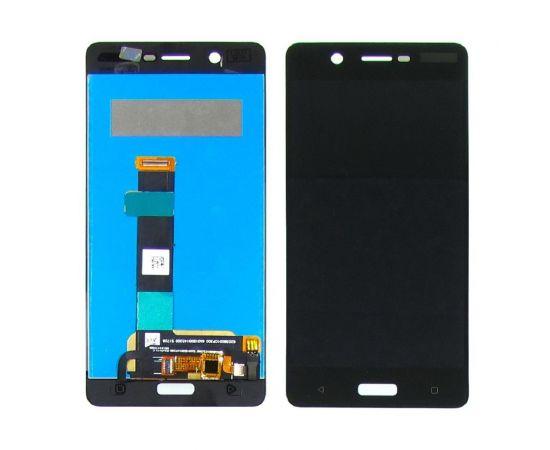 Дисплей для Nokia 5 с чёрным тачскрином