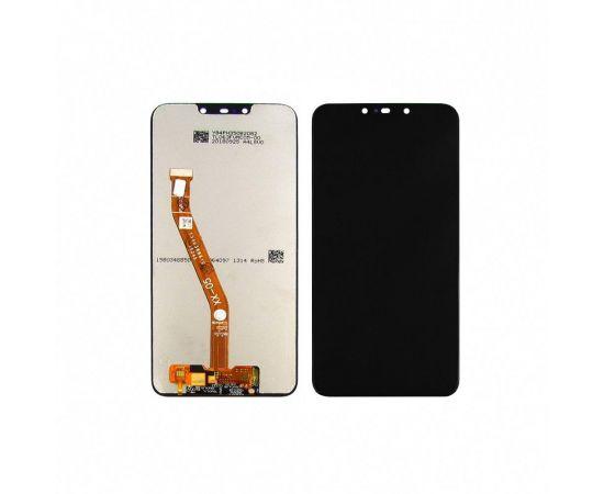 Дисплей для Huawei P Smart Plus (2018) с чёрным тачскрином