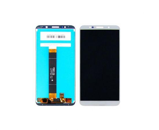 Дисплей для Huawei Y5 (2018)/Honor 7A с белым тачскрином