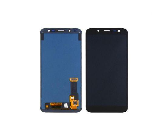 Дисплей для Samsung J600 Galaxy J6 (2018) с черным тачскрином, с регулируемой подсветкой IPS