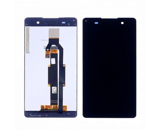 Дисплей для Sony F3311 Xperia E5 с чёрным тачскрином
