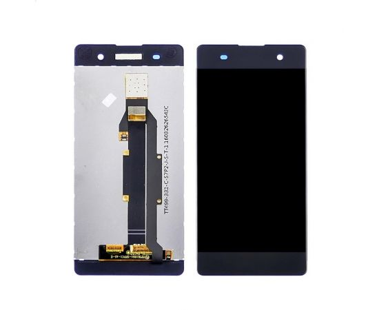 Дисплей для Sony F3112 Xperia XA с серым тачскрином