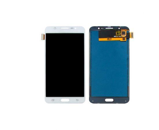 Дисплей для Samsung J710 Galaxy J7 (2016) с белым тачскрином, с регулируемой подсветкой