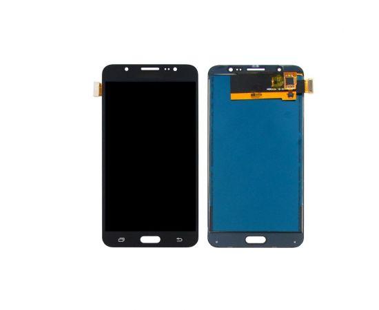 Дисплей для Samsung J710 Galaxy J7 (2016) с чёрным тачскрином, с регулируемой подсветкой IPS