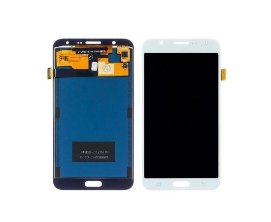 Дисплей для Samsung J700 Galaxy J7 с белым тачскрином, с регулируемой подсветкой IPS