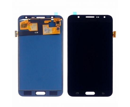 Дисплей для Samsung J700 Galaxy J7 с чёрным тачскрином, с регулируемой подсветкой IPS