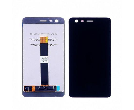 Дисплей для Nokia 2 с чёрным тачскрином
