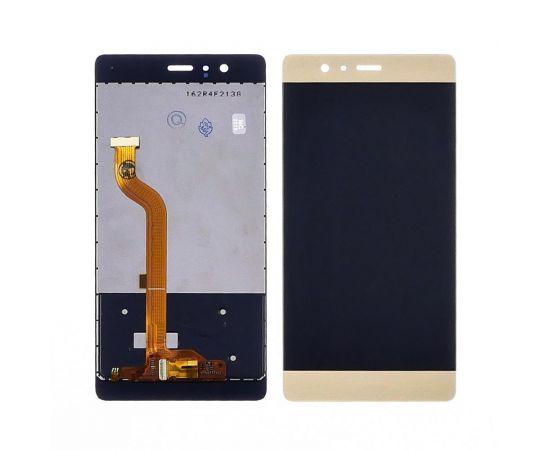 Дисплей для Huawei P9 (2016) с золотистым тачскрином