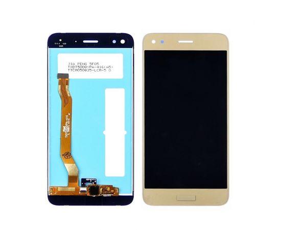 Дисплей для Huawei Y6 Pro (2017)/ P9 Lite mini/ Nova Lite (2017) с золотистым тачскрином