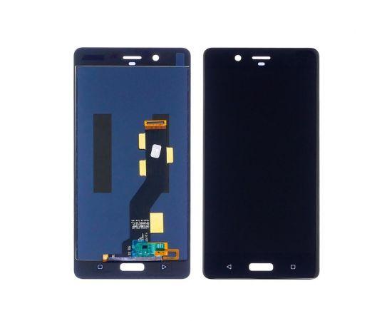 Дисплей для Nokia 8 с чёрным тачскрином