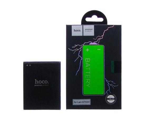 Аккумулятор Hoco BL243 для Lenovo A7000/ A7600/ K3 Note/ A5600/ A5860