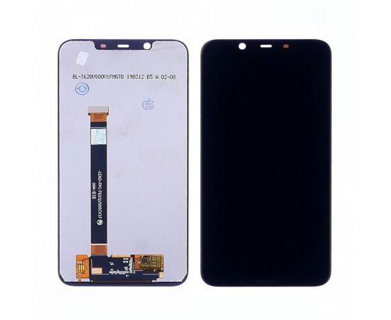 Дисплей для Nokia 8.1/X7 с чёрным тачскрином