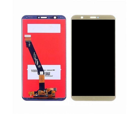 Дисплей для Huawei P Smart (2017) с золотистым тачскрином