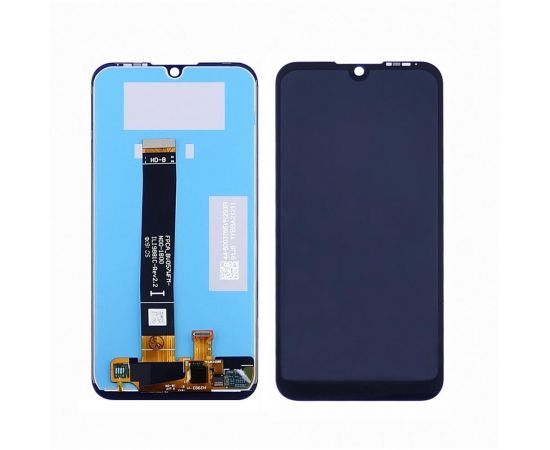 Дисплей для Huawei Y5 (2019)/Honor 8S с чёрным тачскрином