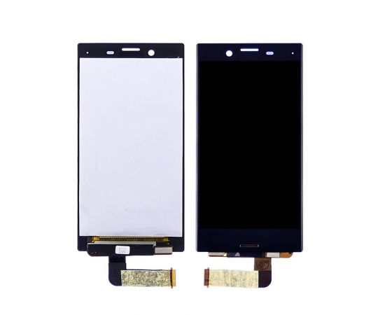 Дисплей для Sony F5321 Xperia X Compact с чёрным тачскрином