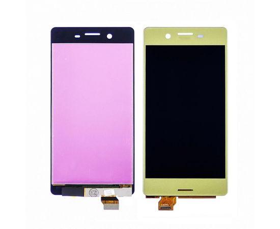 Дисплей для Sony F8131/F5121/F5122 Xperia X Performance/X Dual с золотистым тачскрином