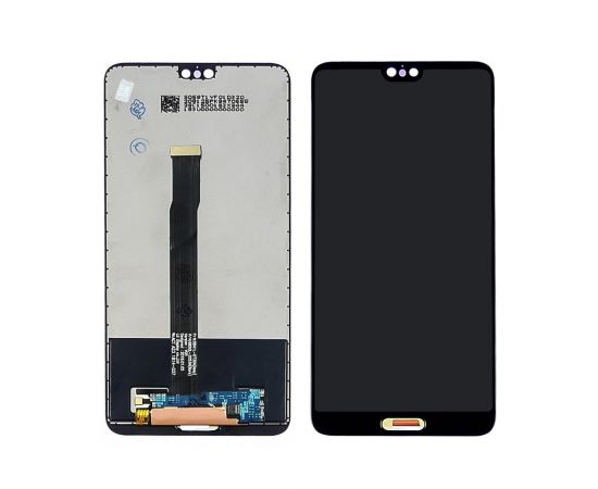 Дисплей для Huawei P20 с чёрным тачскрином
