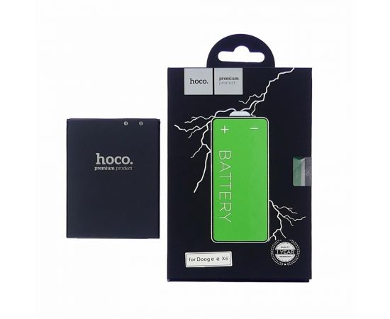 Аккумулятор Hoco X6 для Doogee X6