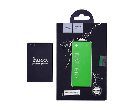 Аккумулятор Hoco HB505076RBC для Huawei G700/ G610/ Y600/ Y3 II