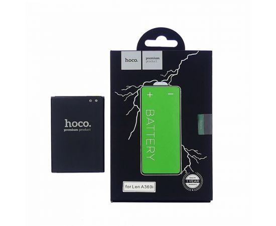 Аккумулятор Hoco BL203 для Lenovo A369i/ A66/ A278T/ A208T/ A218T/ A365E/ A308T/ A396/ A316/ A316I/ A318