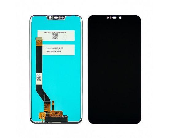 Дисплей для Huawei Honor 8C с чёрным тачскрином