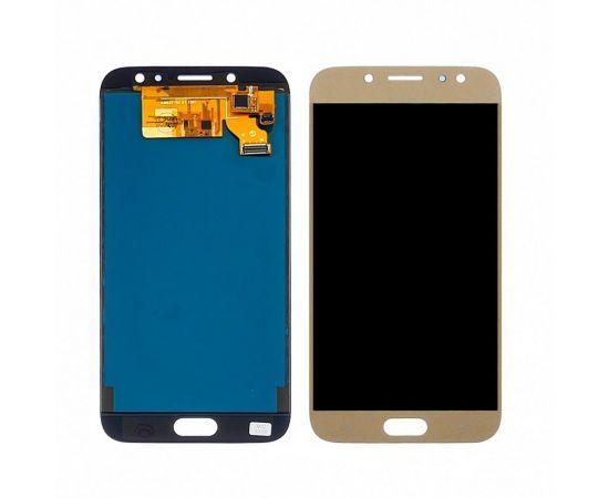 Дисплей для Samsung J730 Galaxy J7 (2017) с золотистым тачскрином, с регулируемой подсветкой IPS