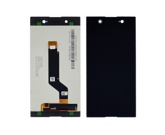 Дисплей для Sony G3212 Xperia XA1 Ultra с чёрным тачскрином