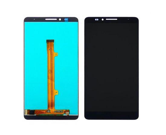 Дисплей для Huawei Mate 7 с чёрным тачскрином