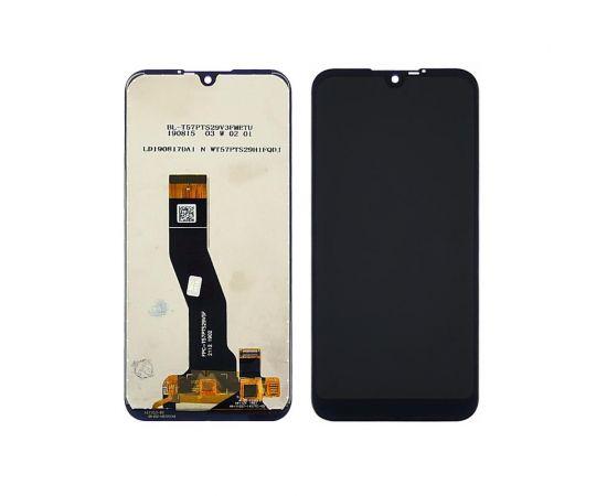 Дисплей для Nokia 4.2 Dual Sim с чёрным тачскрином