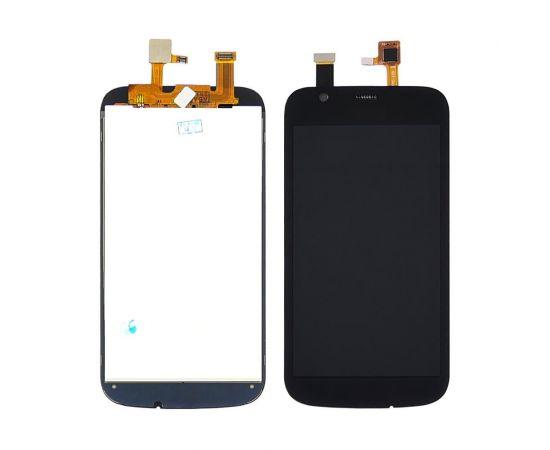 Дисплей для Nokia 1 с чёрным тачскрином