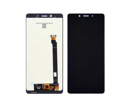 Дисплей для Sony I4312 Xperia L3 с чёрным тачскрином