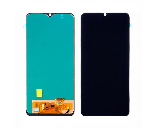 Дисплей для Samsung M107 Galaxy M10S (2019) с чёрным тачскрином