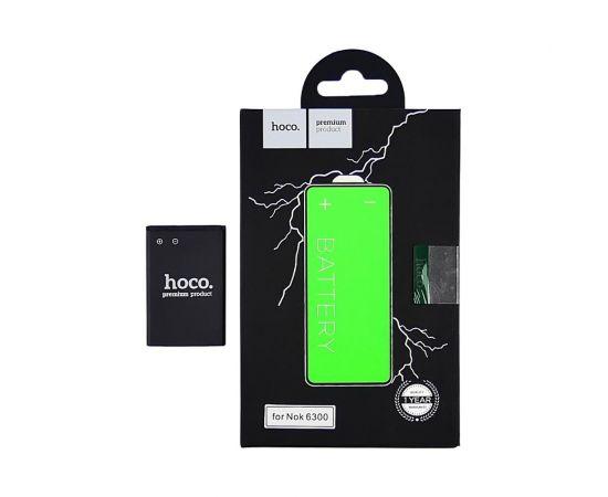 Аккумулятор Hoco BL-4C для Nokia 6300/ 5100/ 6100/ 6260/ 7200/ 7270/ 7610/ X2-00/ C2-05